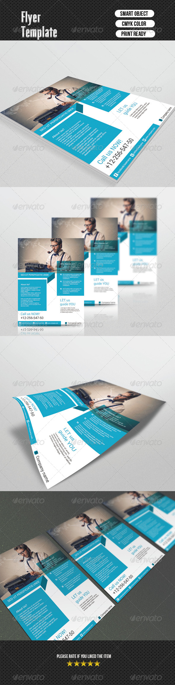 GraphicRiver Busines Flayer 6710758