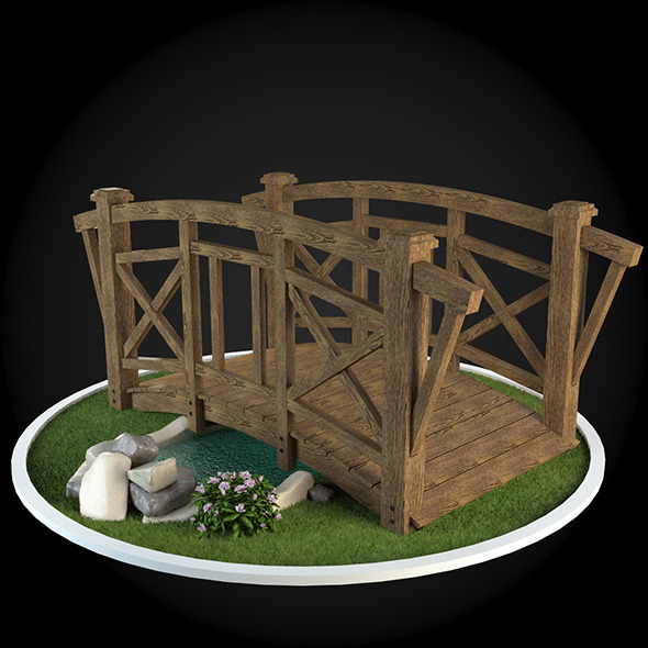 3DOcean Bridge 024 6711214
