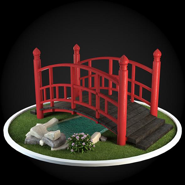 3DOcean Bridge 028 6712495