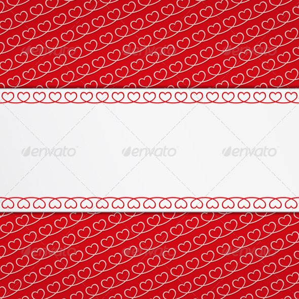 GraphicRiver Valentines Background 6713226