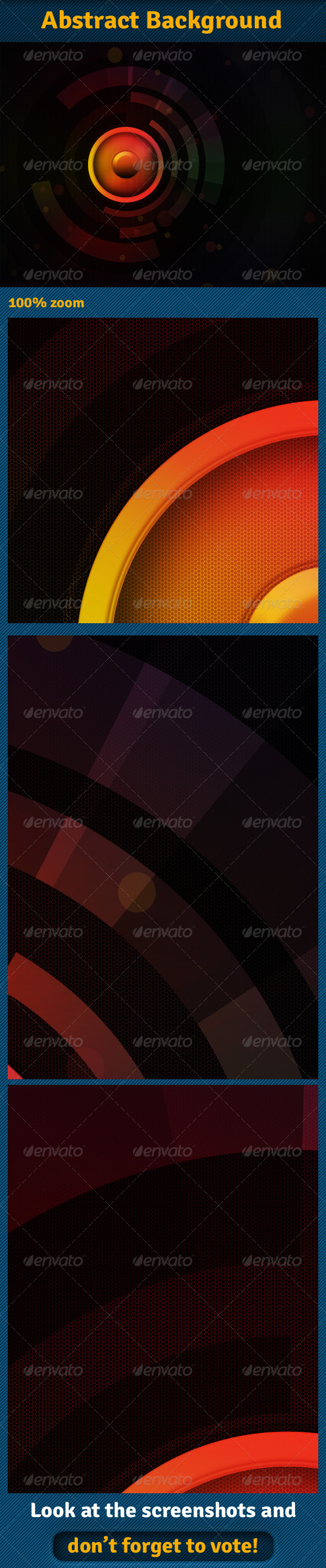 GraphicRiver Abstract Backgrounds 04 6713475