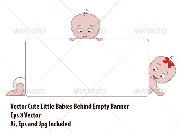 GraphicRiver Babies 6713486