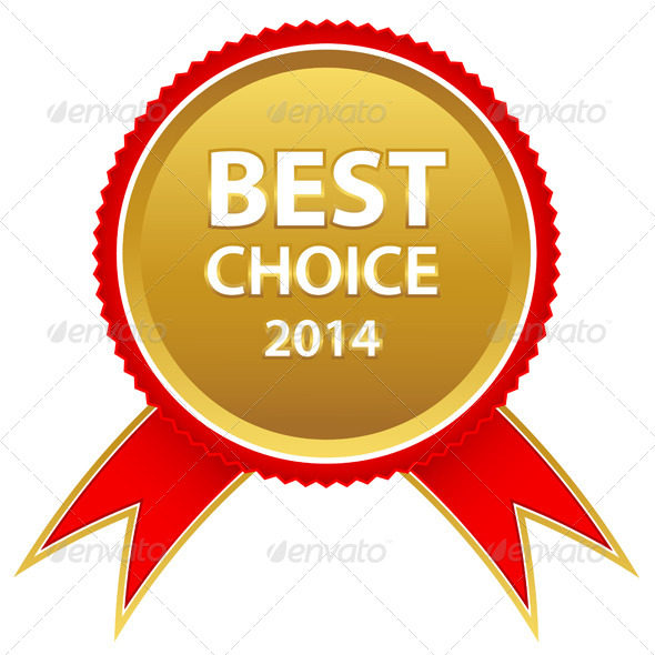 GraphicRiver Best Choice Ribbon 6713850