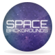 Space Backgrounds - GraphicRiver Item for Sale