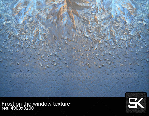 GraphicRiver Frost On The Window 6714517
