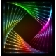 Shining Lights Rainbow Colors Frame - GraphicRiver Item for Sale