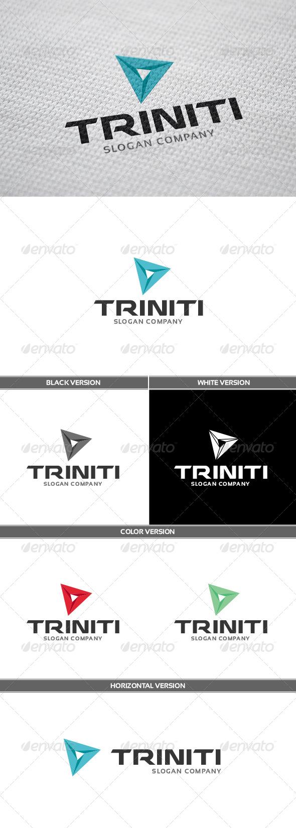 GraphicRiver Triniti Logo 6714740