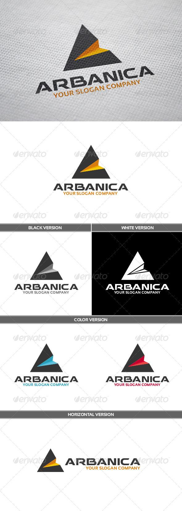 GraphicRiver Arbanica Logo 6715168