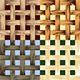 Seamless Wooden Lath Pattern - GraphicRiver Item for Sale