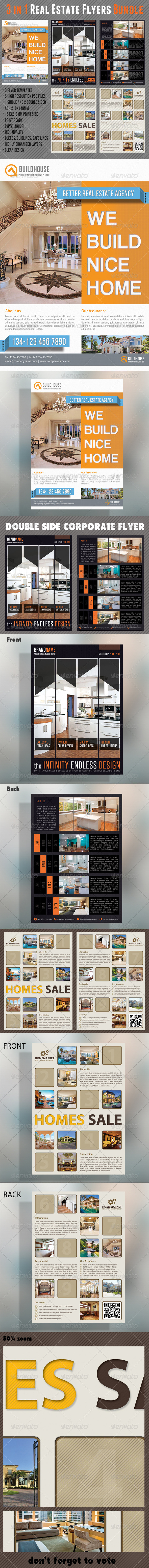 GraphicRiver 3 in 1 Sport Flyer And Poster Bundle 04 6716363
