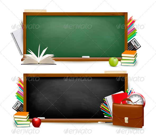GraphicRiver Back to School 6717319