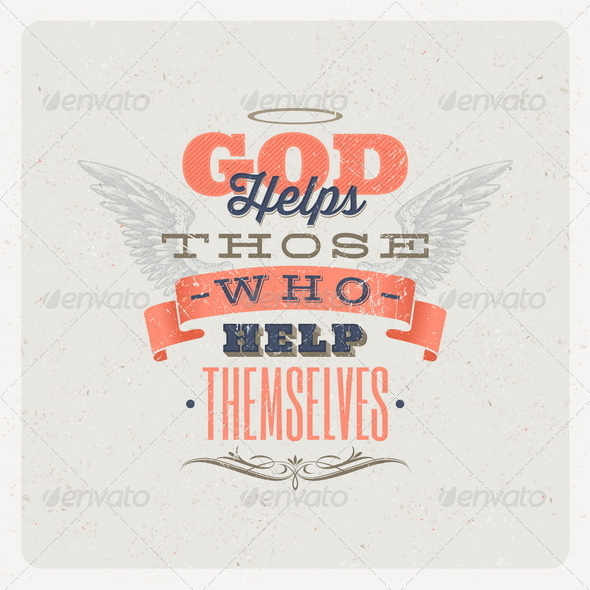 GraphicRiver Quote Typographical Design 6719001