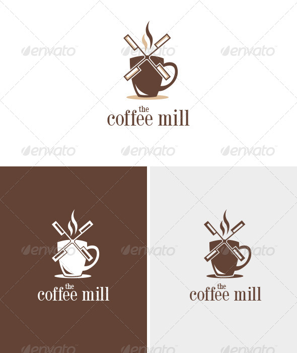 GraphicRiver Coffee Mill 6702741