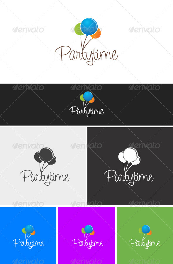 GraphicRiver Partytime 6702702