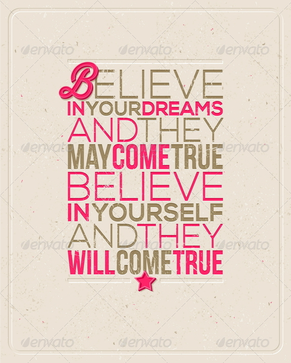 GraphicRiver Motivating Quotes Design 6719370
