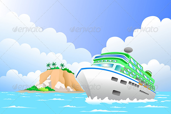 GraphicRiver Travel Concept 6719712