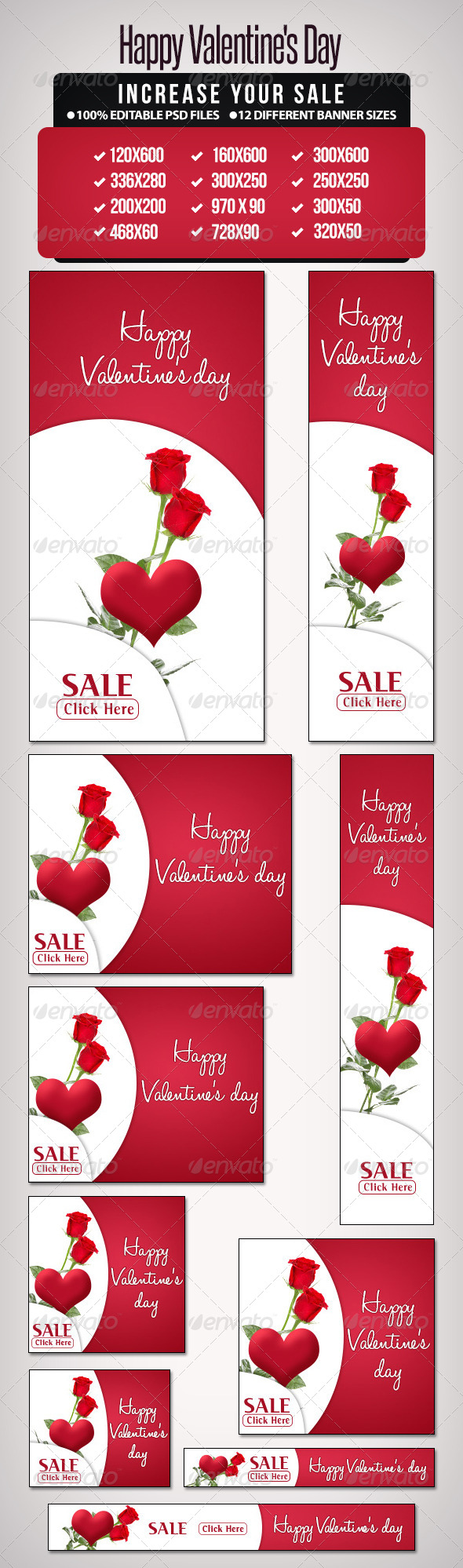 GraphicRiver Happy Valentine s Day 6710978