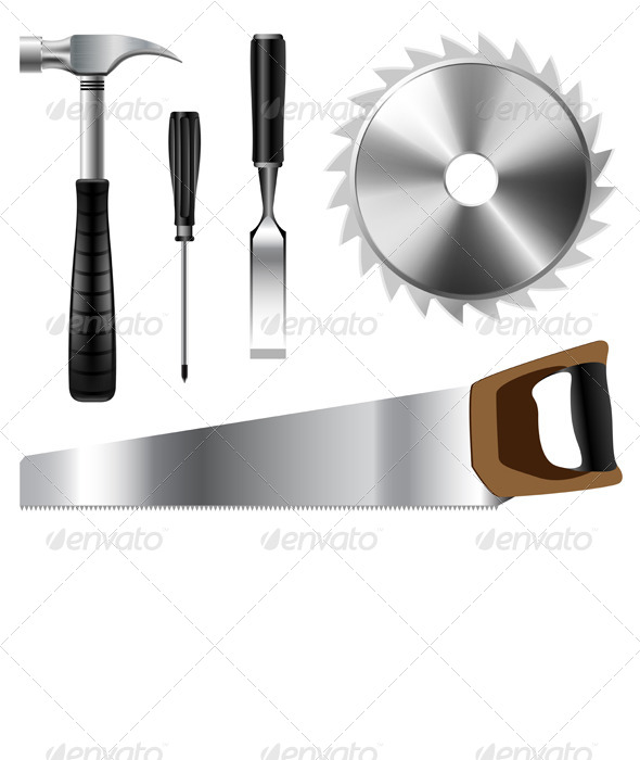 GraphicRiver Tools 6720201