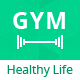 Healthy Life - ThemeForest Item for Sale