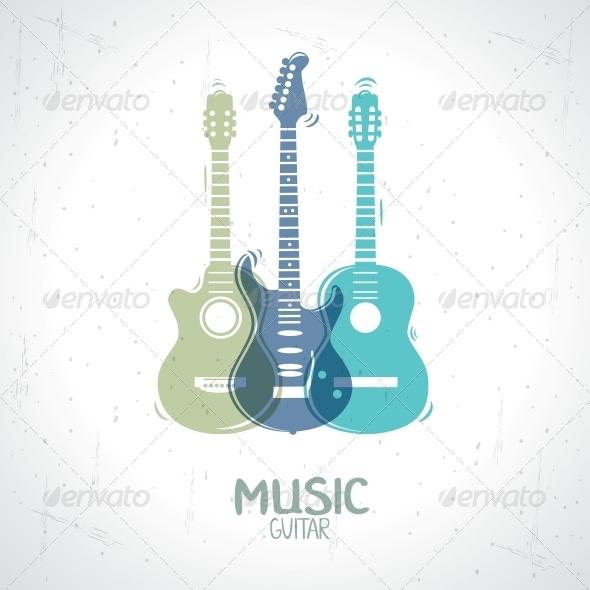 GraphicRiver Guitar 6721205