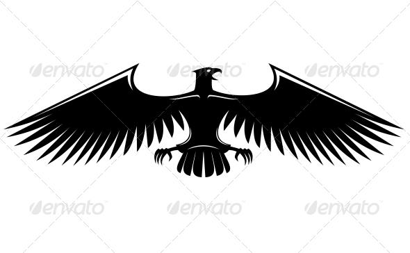 GraphicRiver Heraldic Eagle 6722457