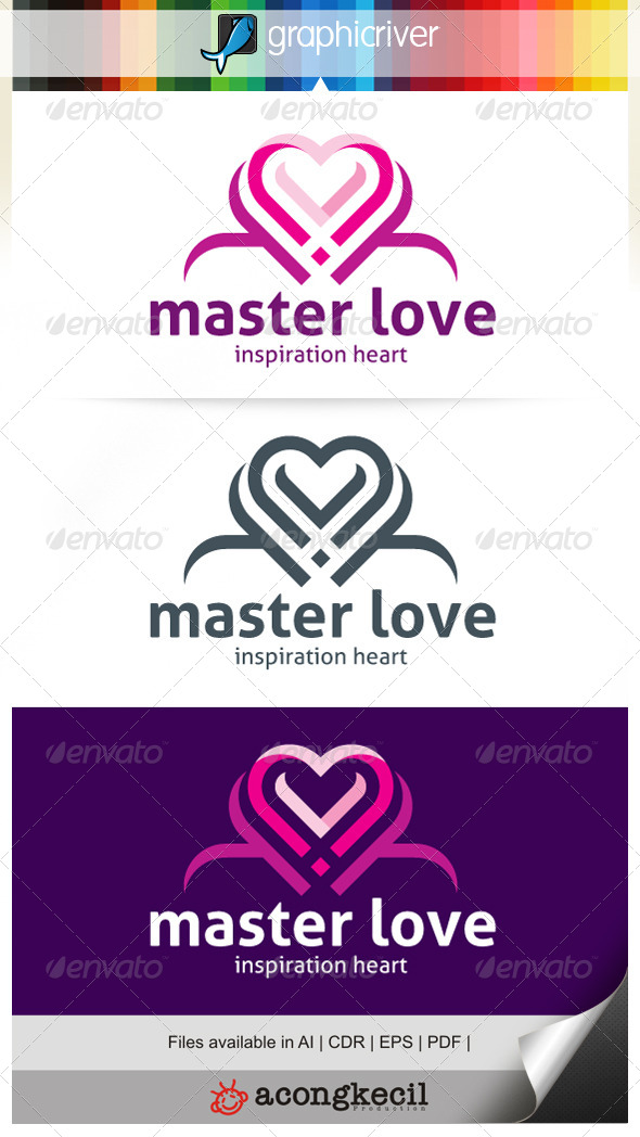 GraphicRiver Love V.1 6724329