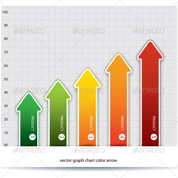 GraphicRiver Infographic Business Graph 6724406