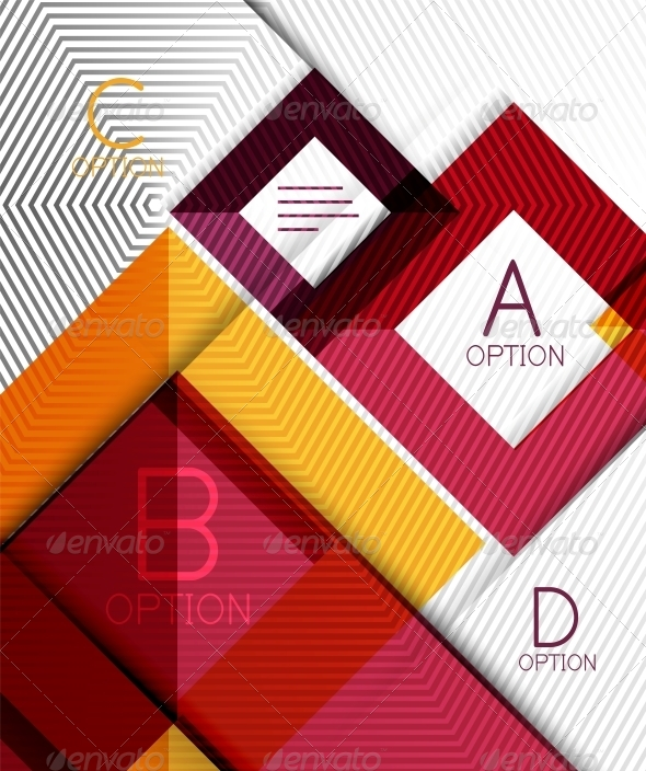 GraphicRiver Infographic Abstract Background 6724539