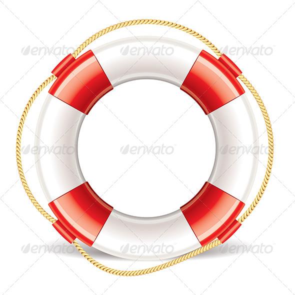 GraphicRiver Lifebuoy 6725200