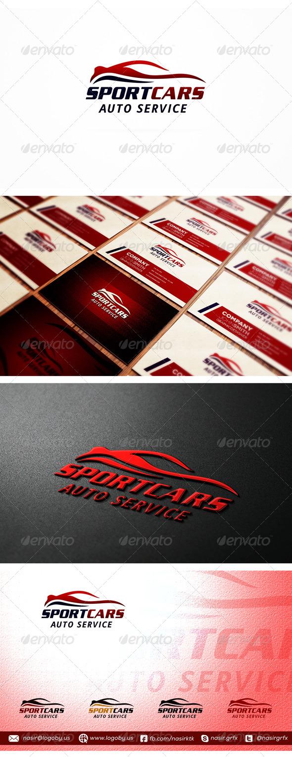 GraphicRiver Auto Car Logo 6725264