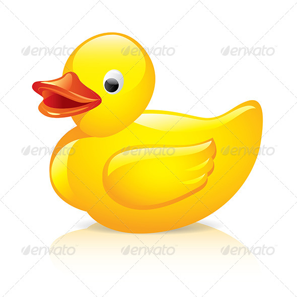 GraphicRiver Rubber Duck 6725295