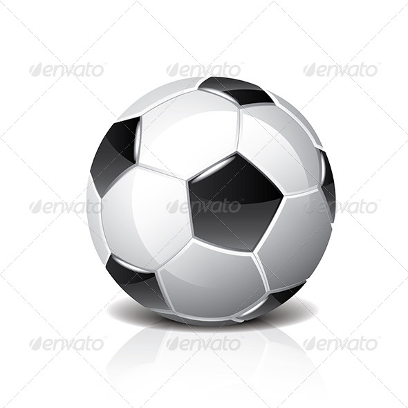 GraphicRiver Soccer Ball 6725298