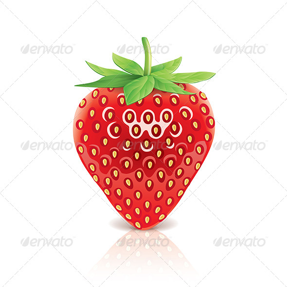 GraphicRiver Strawberry 6725301