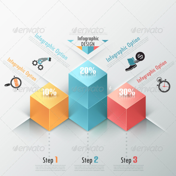 GraphicRiver Modern Infographic Options Banner 6725506