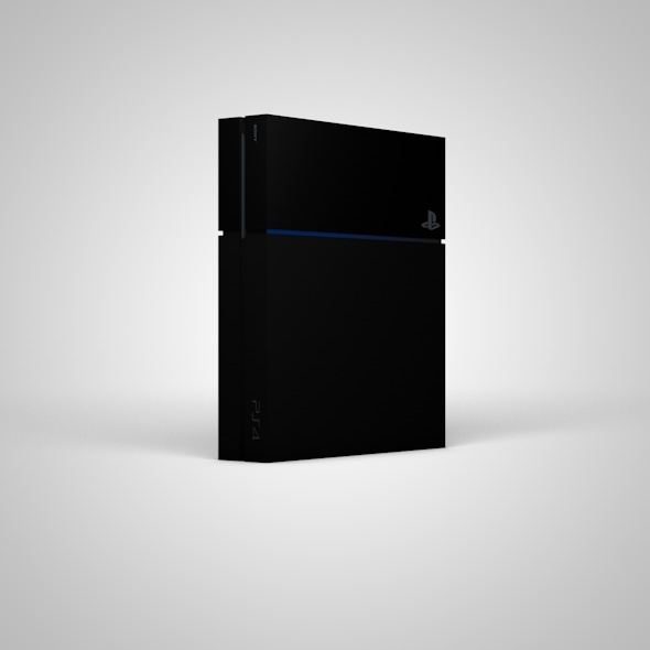 Playstation 4 - 3DOcean Item for Sale
