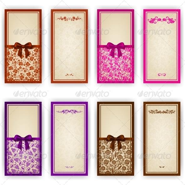 GraphicRiver Elegant Template for Luxury Invitation 6725929