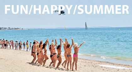 Fun Happy Summer