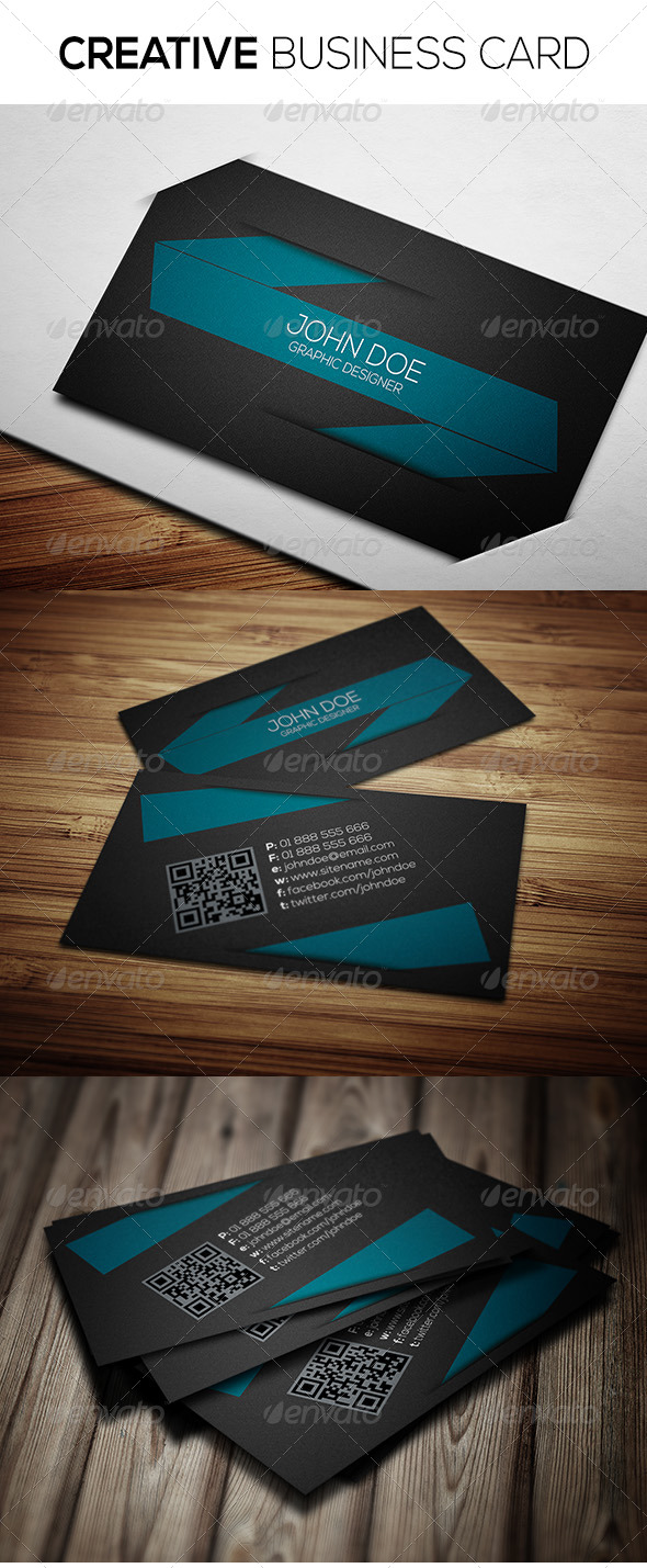 GraphicRiver Creative Business Card 6726962