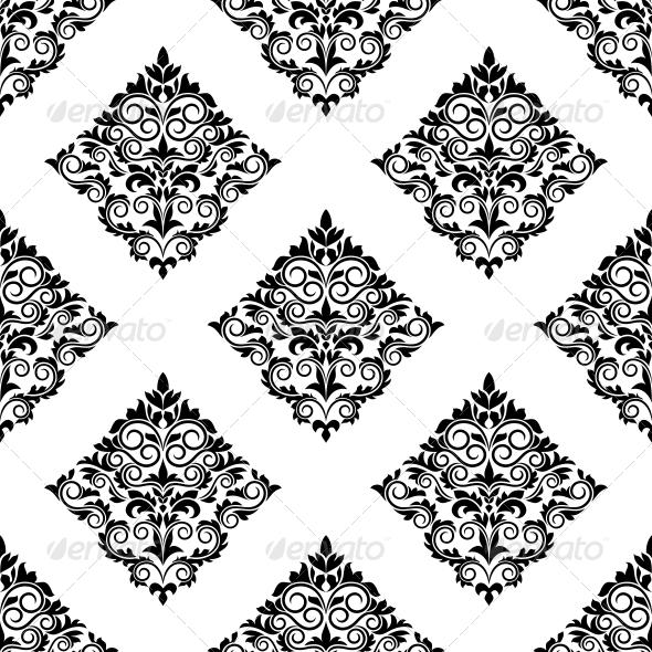 GraphicRiver Geometric Arabesque Seamless Pattern 6727244