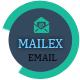 Mailex - Professional Responsive Email Template - ThemeForest Item for Sale