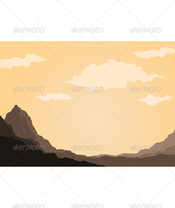 GraphicRiver Mountain of Rock 6729161