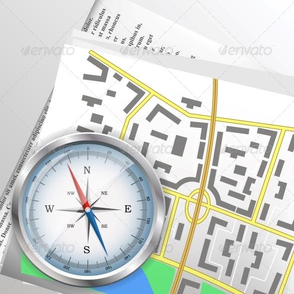 GraphicRiver Navigation Icon 6730125