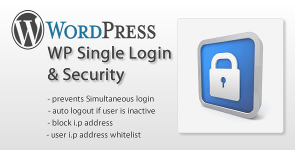 CodeCanyon WP Single Login & Security 6730933