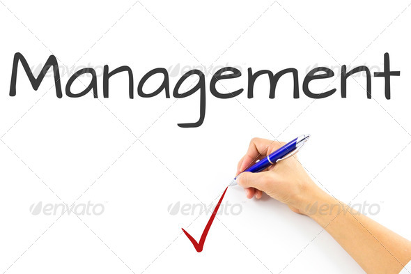 Management - Stock Photo - Images