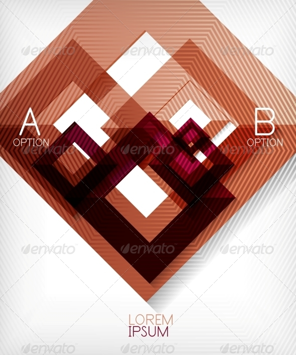 GraphicRiver Infographic Abstract Background 6731350