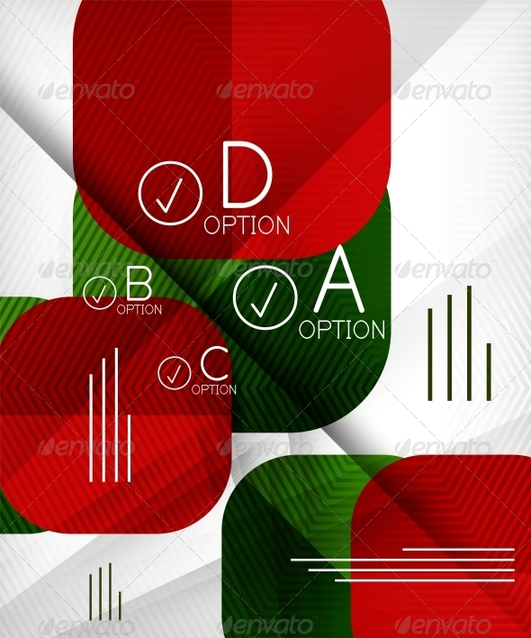 GraphicRiver Infographic Abstract Background 6731389