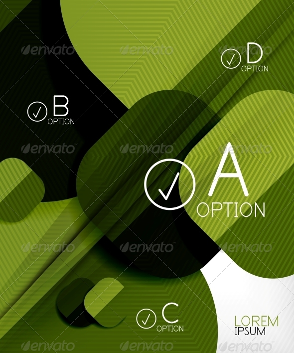 GraphicRiver Infographic Abstract Background 6731391
