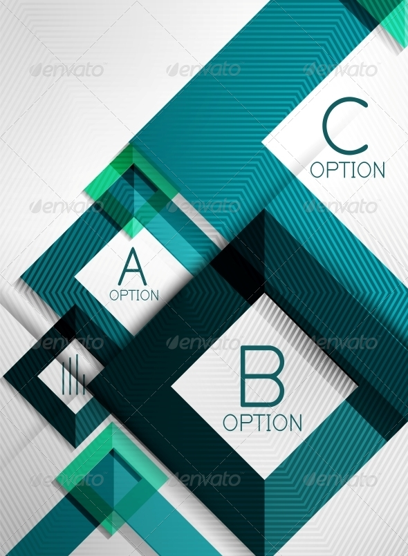 GraphicRiver Infographic Abstract Background 6731393