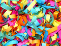 Colorful confetti. - PhotoDune Item for Sale