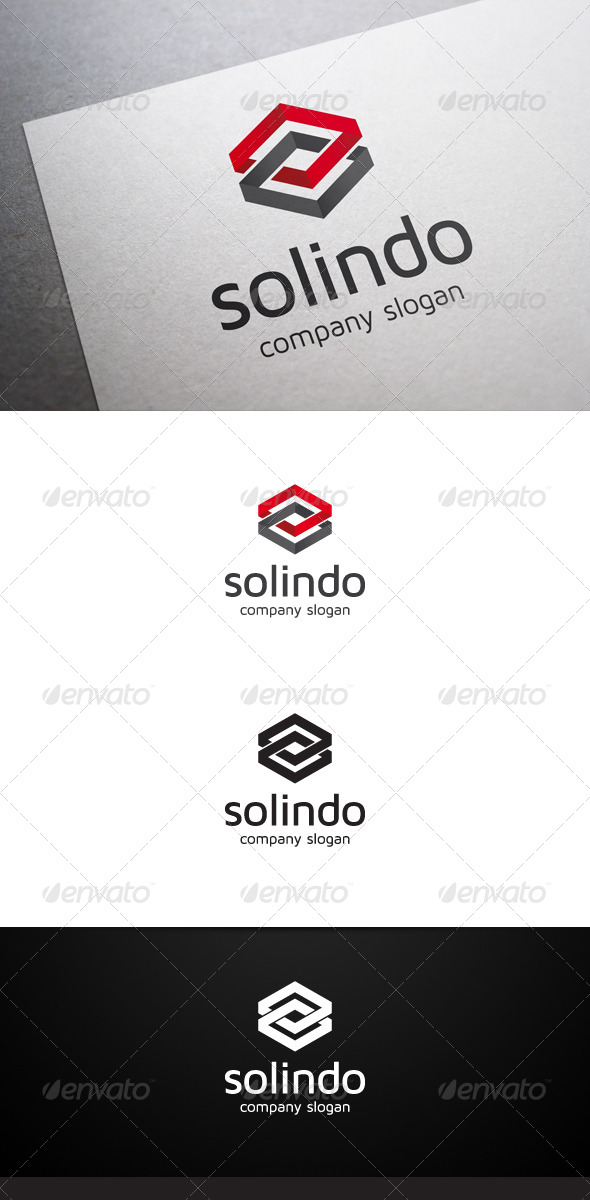 GraphicRiver Solindo Logo 6731909